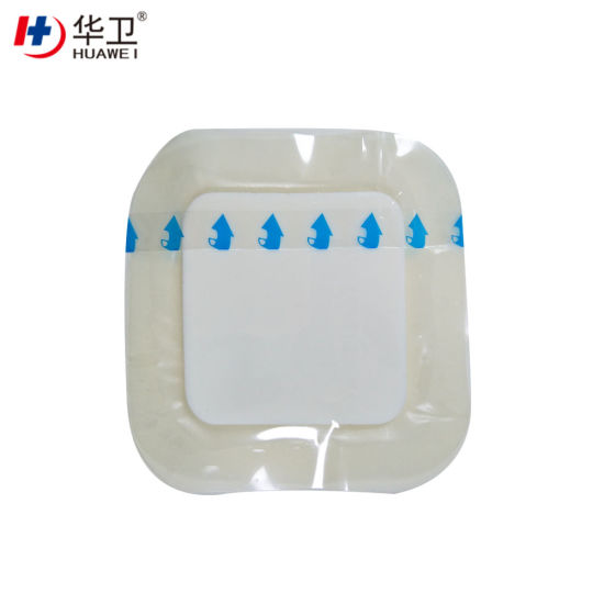 Advanced Hydrogel Foam Wound Dressing From Chinese Factory