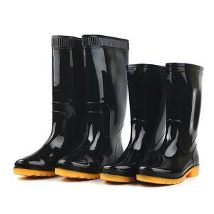 Rubber Rain Boots Waterproof Rain Shoes Gumboots in Guangzhou