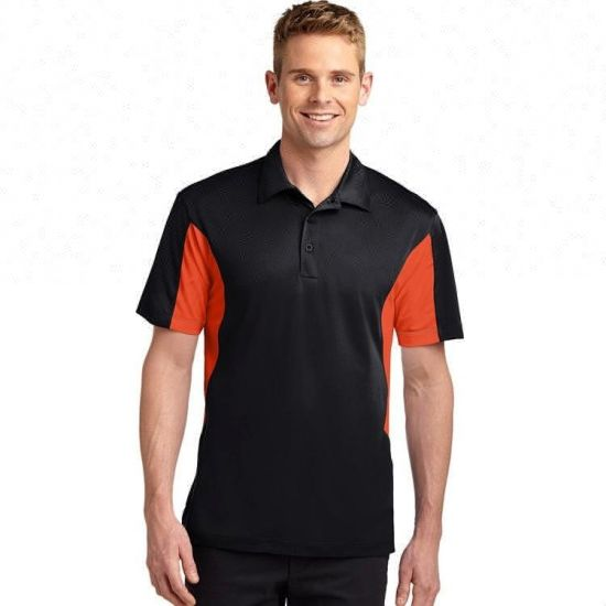 2019 Custom Wholesale Summer Color Combination Sports Dry Fit Mens Polo Shirt with Your Logo