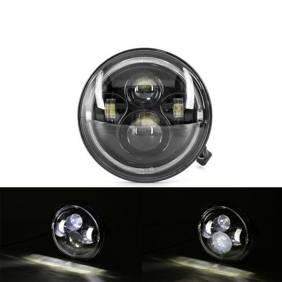 Wholesale Work Light Jeep Light 3000K Strobe Round LED Work Light for Jeep 4X4