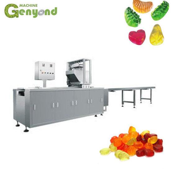 China High Quality Soft Candy Making Machine - China Soft