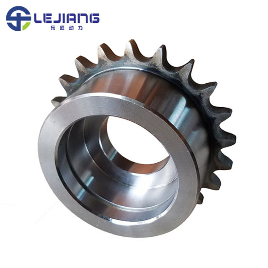 DIN High Quality 1045 Nonstandard Idler Sprocket Bearing for Roller Chain pictures & photos