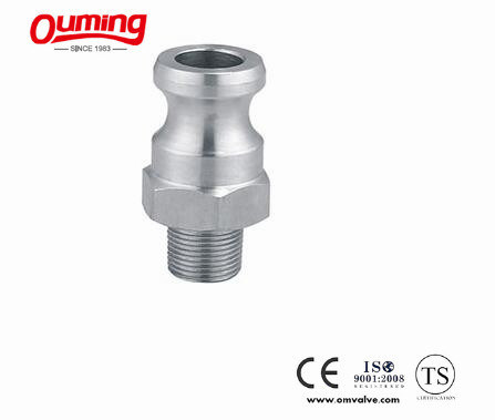 Sanitary Stainless Steel Check Valve Ball Valve pictures & photos