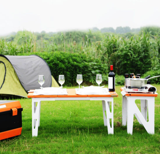 Outdoor Camping Kitchen Kit for Family Party