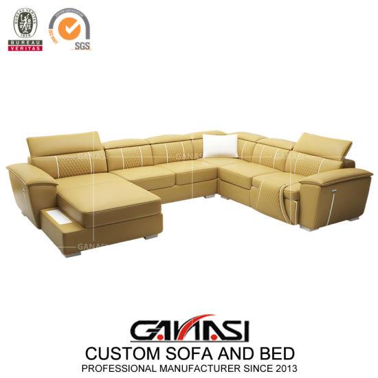 China Upholstery Modern Hot Sell Modular European High Density