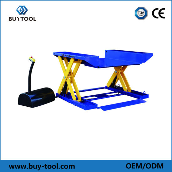 Super Low Platform Hx Series Lifting Table with Capacity 1000kg