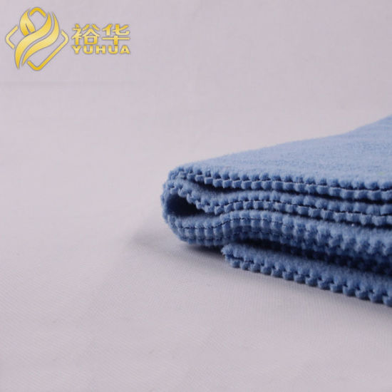 Custom Print 100% Polyester Knitted Micro Coral Fleece Fabric