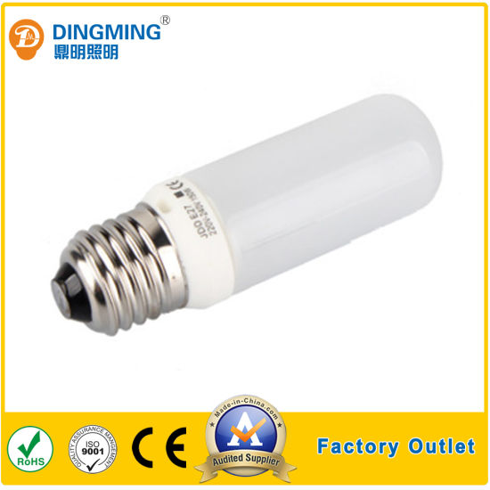 Jdd 230V 250W E27 Halogen Lamp for Photographic Use
