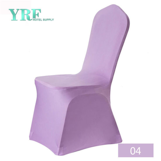 Enjoyable Guangzhou Foshan Hottest Sale Rose Spandex Chair Covers Purple For Wedding And Party For Yrf Gmtry Best Dining Table And Chair Ideas Images Gmtryco