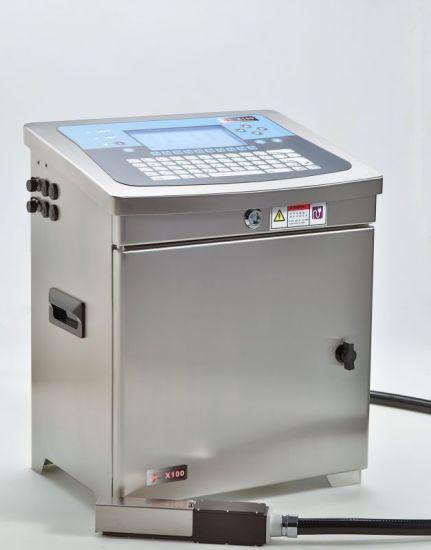 X-100 Laminated Tube /Bottle Inkjet Printer Machine