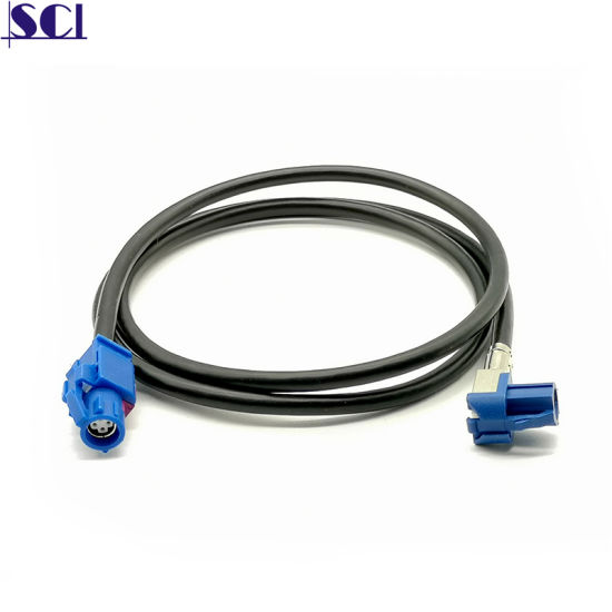 Automotive Connector Car Cable Interface for Panel Extension Cord