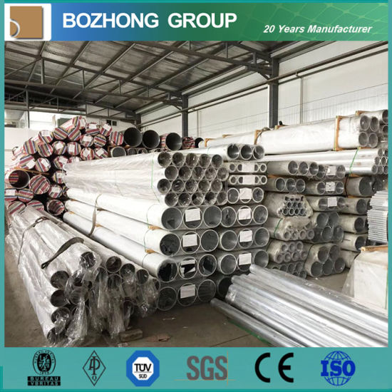 Affordable Price 7005, 7022, 7050, 7475 Aluminium Round Alloy Pipe pictures & photos