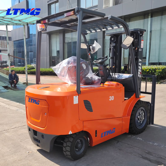 Hot Sale Container Forklift 3 Ton Electric Forklift Price List