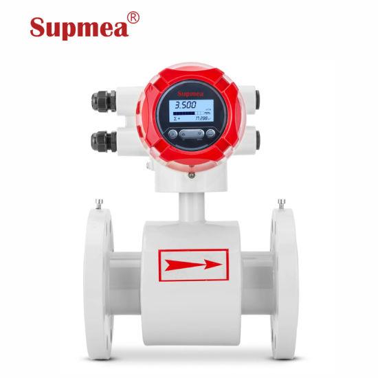 Cheap Price Digital Output Milk Flow Meter Chemical Liquid Electromagnetic Flow Meter