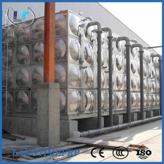 Hot Pressed Galvanized Water Tank/HDG Water Tank