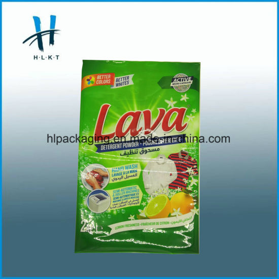 25kg Different Types Brand Names of Bags for Laundry Detergent Powder
