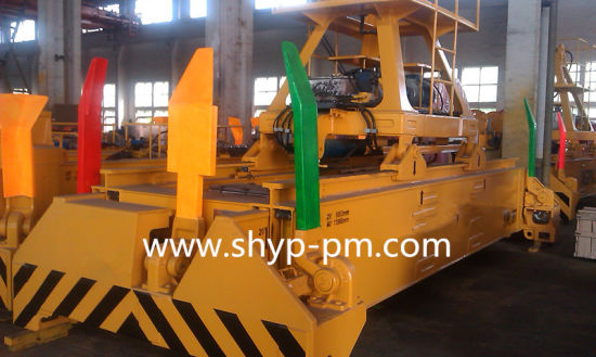Rotary-Type Hydraulic Telescopic Spreader pictures & photos