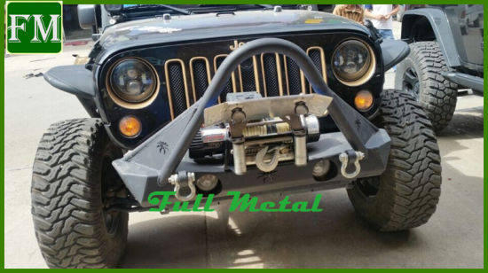 Jeep Jk Wrangler Spider Front Bumper with Brawler Bar pictures & photos