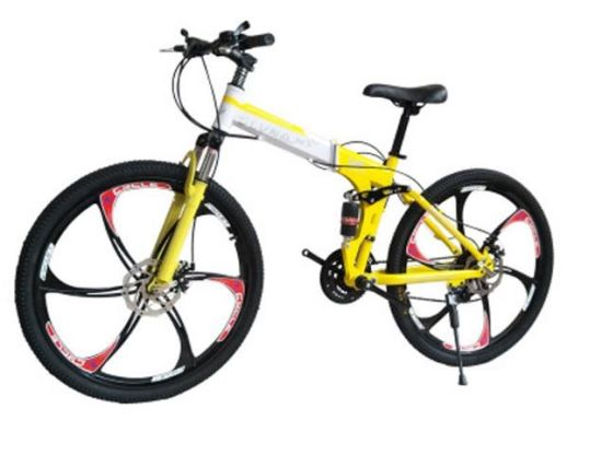 China Sport Outdoor Bicycle Folding Bikes With Big Tires For Sale