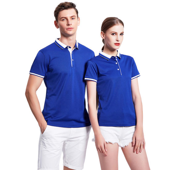 58ad5f24978 Healong Latest Polo Shirt Design Wholesale Men Women T Shirt Custom Fashion  Golf T Shirt pictures