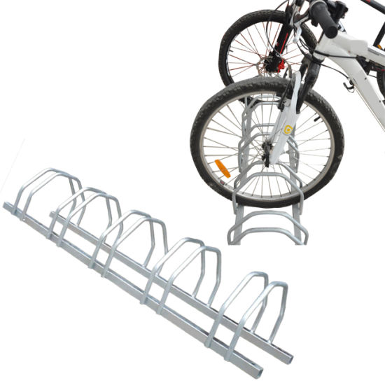 Custom Commercial Bike Storage Solutions Parking Rack pictures & photos