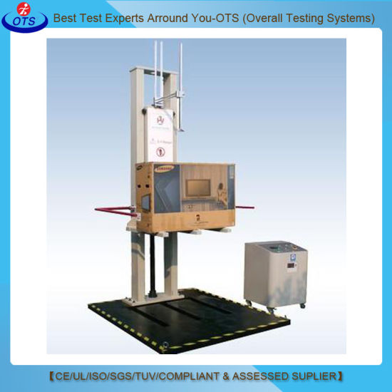 Electronic Control Box Package Zero Highly Drop Test Machine