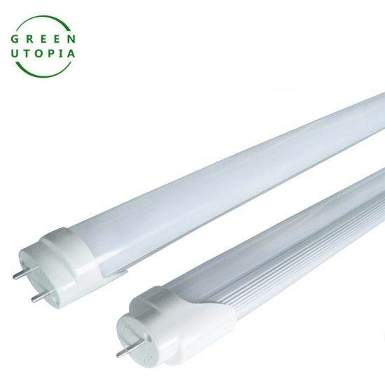 600mm T8 Led Tube Light With Aluminum Housing And Pc Lens