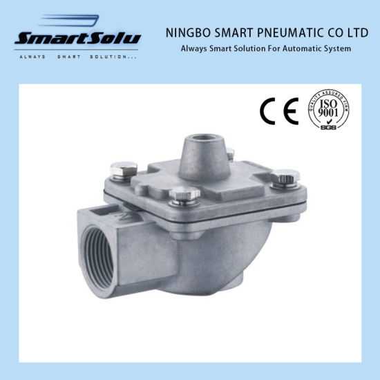 Msg-Zq-25 Electromagnetic Pulse Valve for Safety
