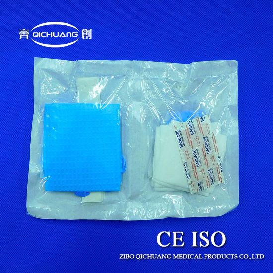 Hemodialysis Disposable Medical Dressing Kit Manufacturer