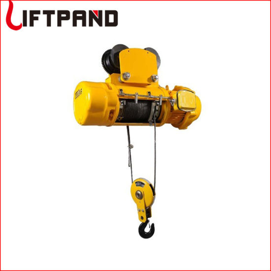 CD MD Electric Wire Rope Block Heavy Duty Lifting Equipment