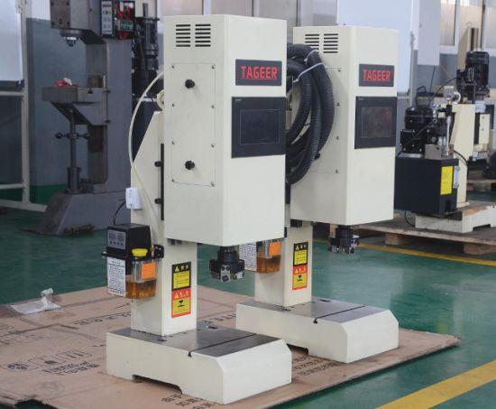 Tfd-20e CNC Table Servo Riveting Machine