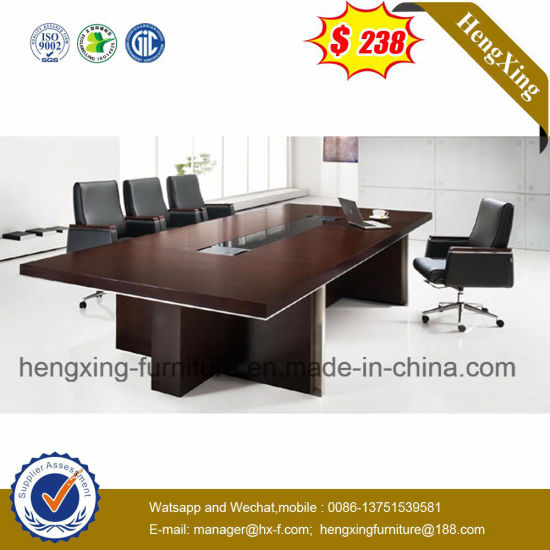 China Simple Style Large Storage Office Meeting Furniture Conference - Conference table with storage