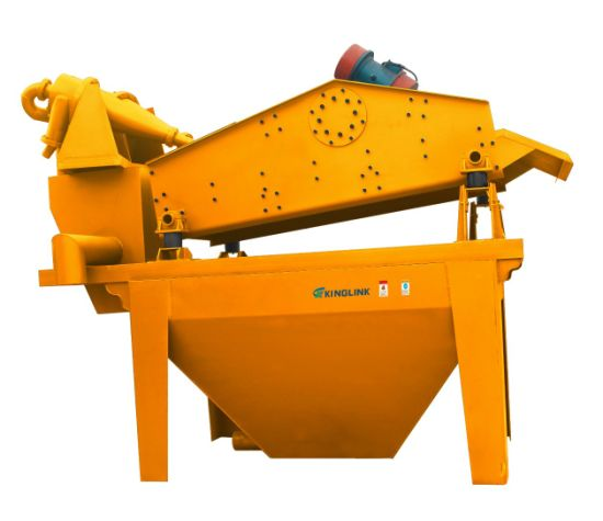 Sand Recovery Machine System pictures & photos