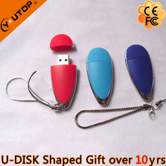 Personalized Logo Creative Waterdrop Gifts USB Memory Stick (YT-1154) pictures & photos