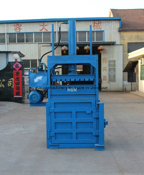Baler Machine for Plastic, Waste Clothes, Paper, Occ, Bottle, Garbage/ Plastic Pressing/Hydraulic Baling/ Straw/PP/Pet/Cans/PE/Recycling/Automatic