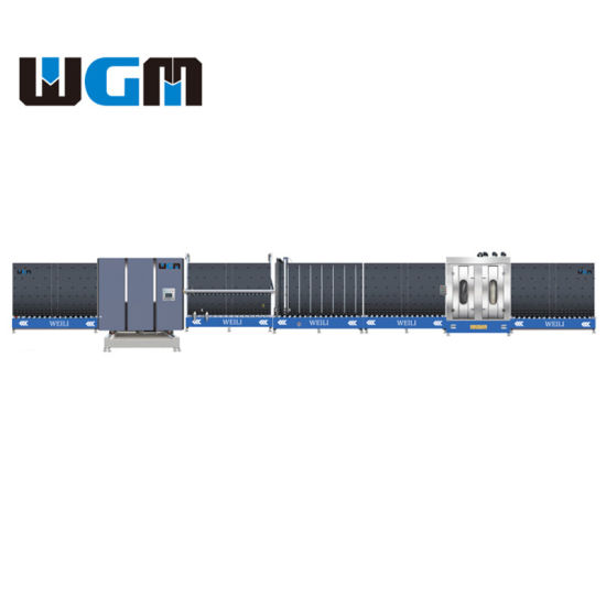 Vertical Insulating Glass Automatic Flat Press Production Line (LBW1800PB)