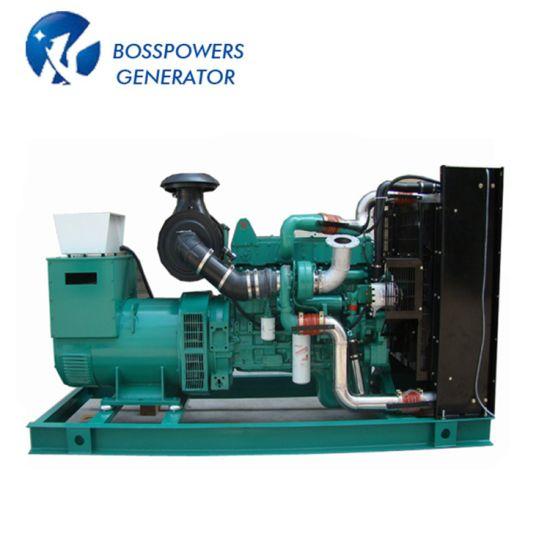 Cummins 320kw Power Electric Water Cooled Industrial Open Diesel Generator Set