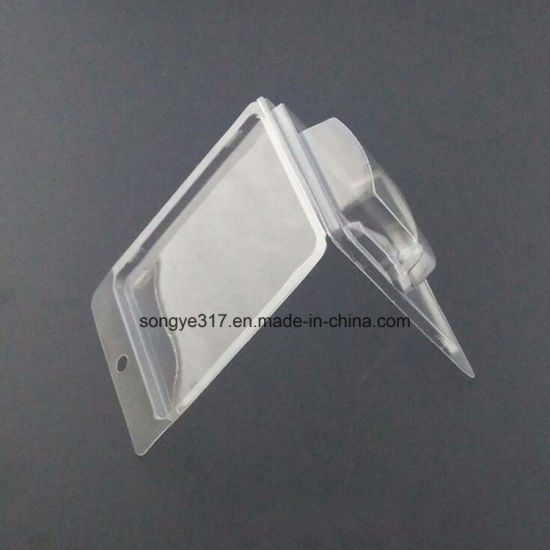 PVC Clear Lock Blister Box pictures & photos