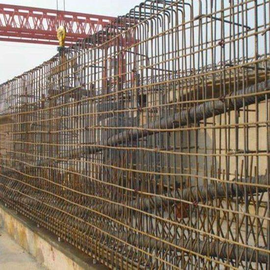 Plastic Long Black Corrugated Tubing for Bridge Beams
