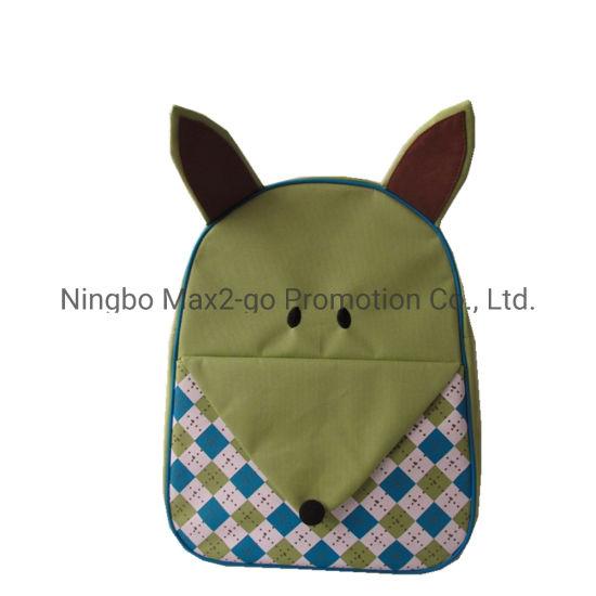 Girls Fox shape Shoulder Bag Cute Storage Crossbody Messenger Bags Handbag L