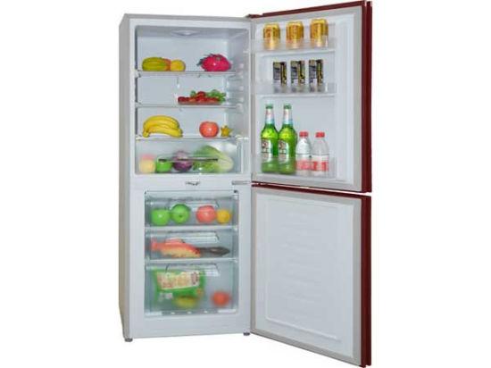 Home Use Double Door Bottom-Freezer Combi Compressor Refrigerator