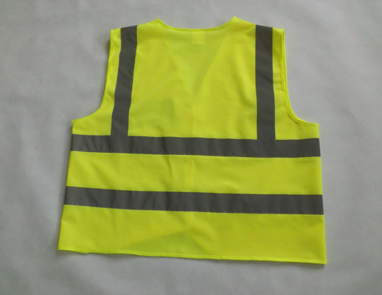 High Visibility 120g Safety Reflective Vest pictures & photos