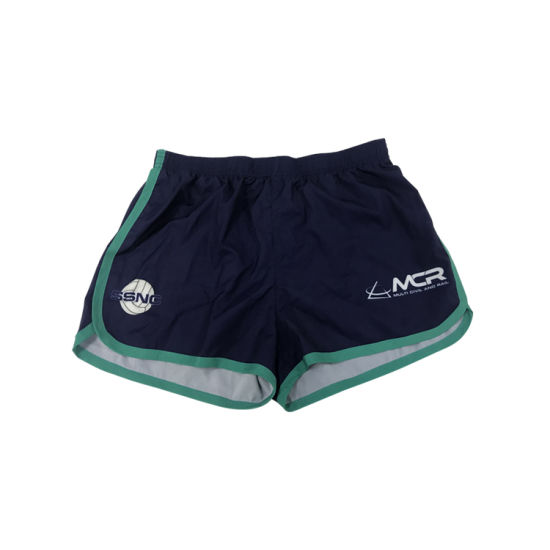 Quick Dry Comfortable Custom Polyester Training Running Shorts Women pictures & photos