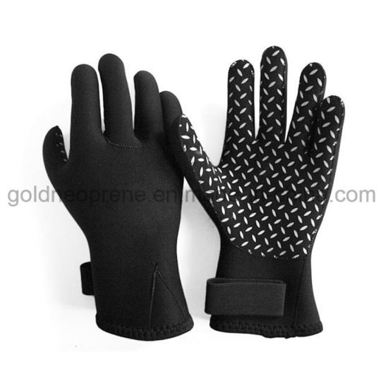 Neoprene Diving Surfing Gloves Swimwear (GNDG02) pictures & photos
