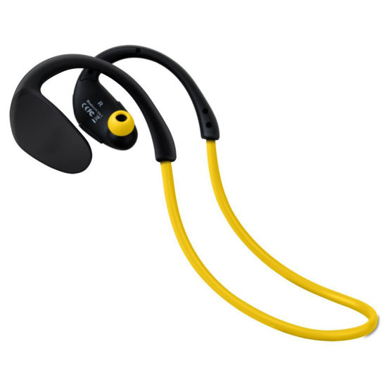 Bluetooth 4.1 Wireless Headphones Stereo Sport Running Gym Exercise Headsets pictures & photos