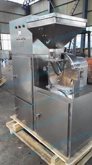 Crushing Machine for Pharmaceuticals, Chemical and Foodstuff (FUP-100A) pictures & photos