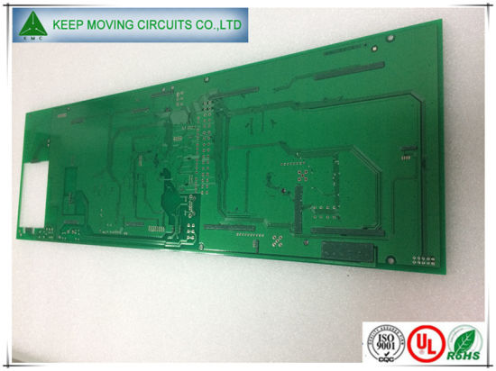 Peelable Mask (Peters) PCB and Fr4 Rigid PCB Board pictures & photos