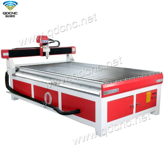 China Homemade CNC Router with Aluminum