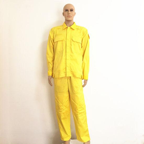 Global Sourcing Festival Anti-Fire Fireproof Fabric Workwear
