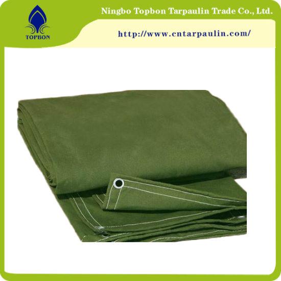 d27845696 500GSM Military Heavy Duty Canvas Tarps, Cheap Canvas Tarpaulin